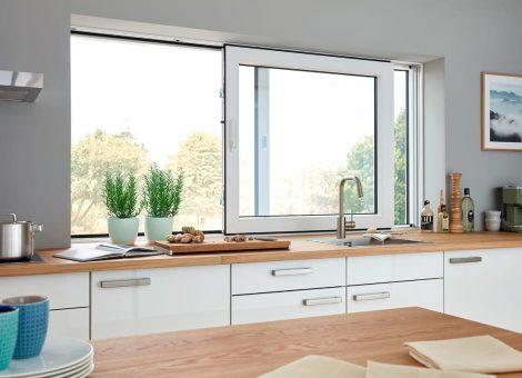 PremiSlide-76-Schiebefenster-Innenraum-Kueche